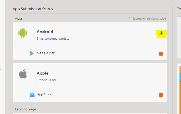 where to put apk files on android tablet