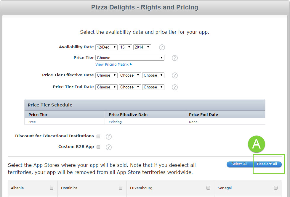Delete Your App from the Apple App Store – Help Center