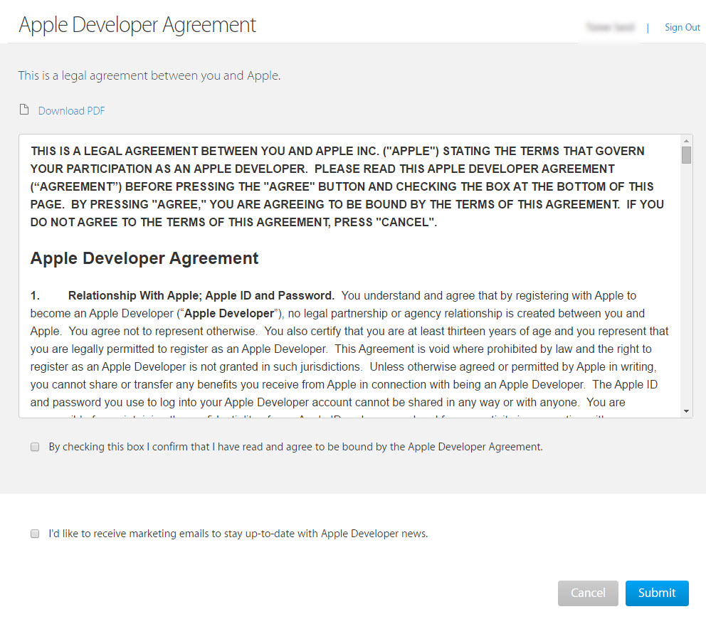 download apple documentation as pdf